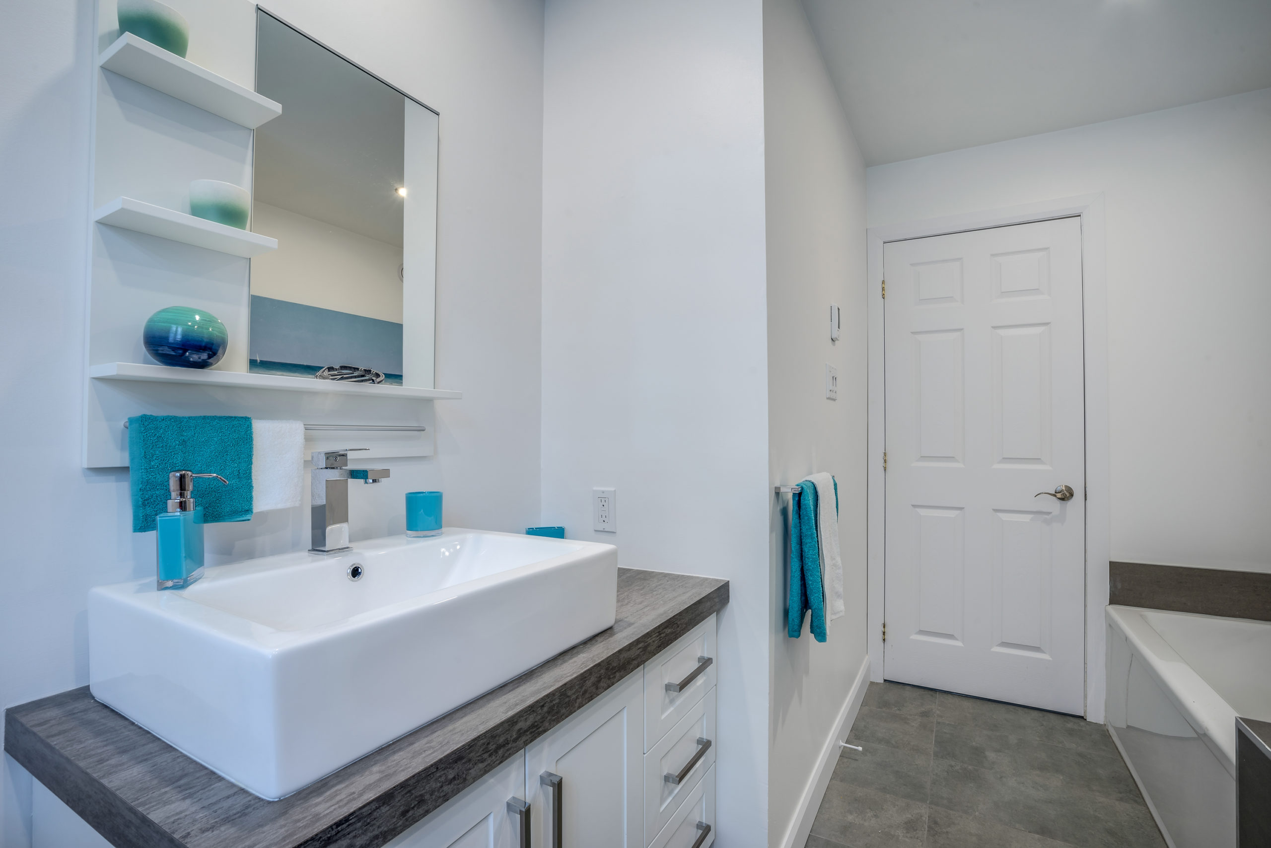 Salle de bain neuve 3