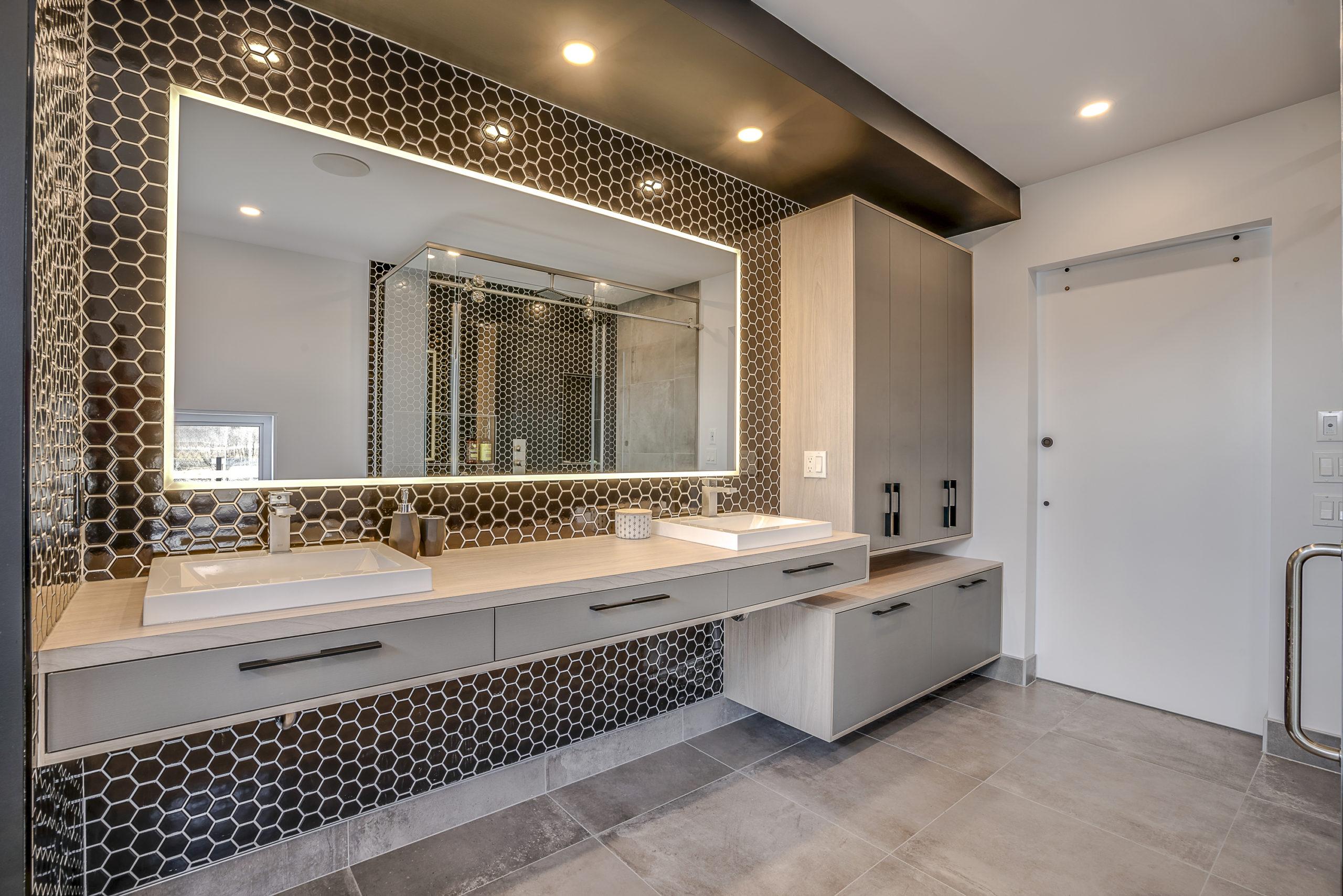 Salle de bain neuve 5