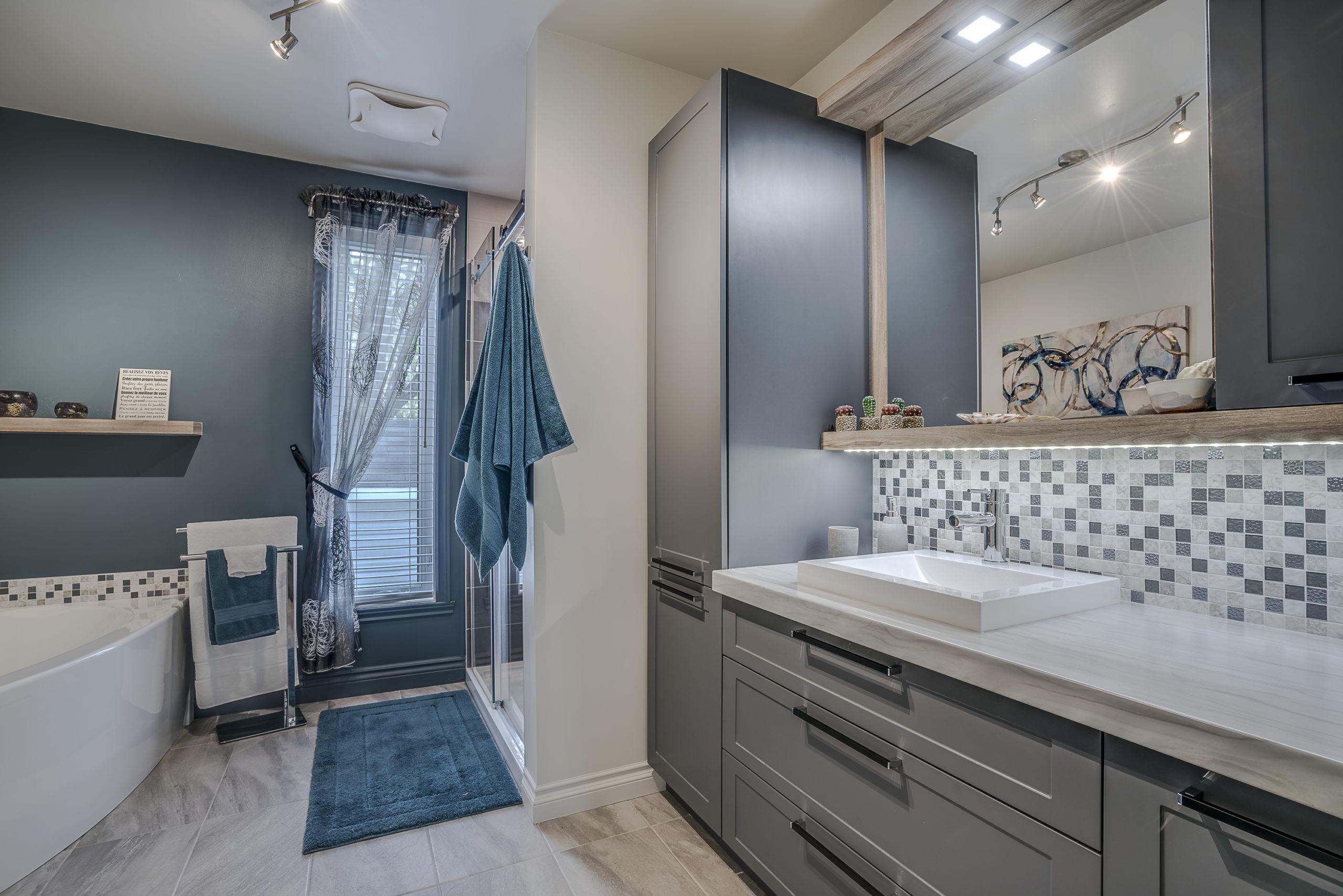 Salle de bain neuve 4